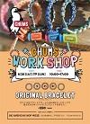 【延期のお知らせ】CHUMS BRACELET WORKSHOP